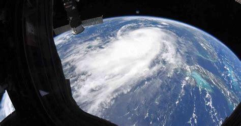 Vista desde el espacio del huracán Laura: Últimas Noticias ...