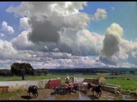Vistas y paisajes de grandes pintores españoles 2 de 2 ...