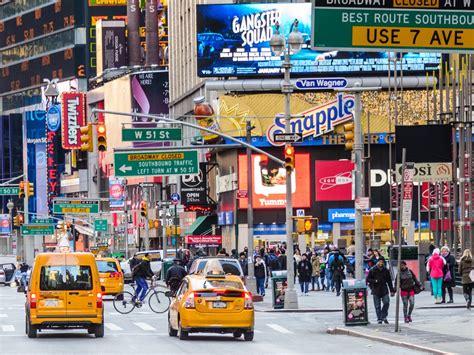Visual Pollution in Times Square, New York   Smithsonian ...