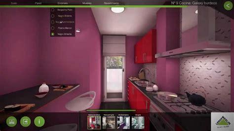 Visualizador de realidad virtual de las cocinas Leroy ...