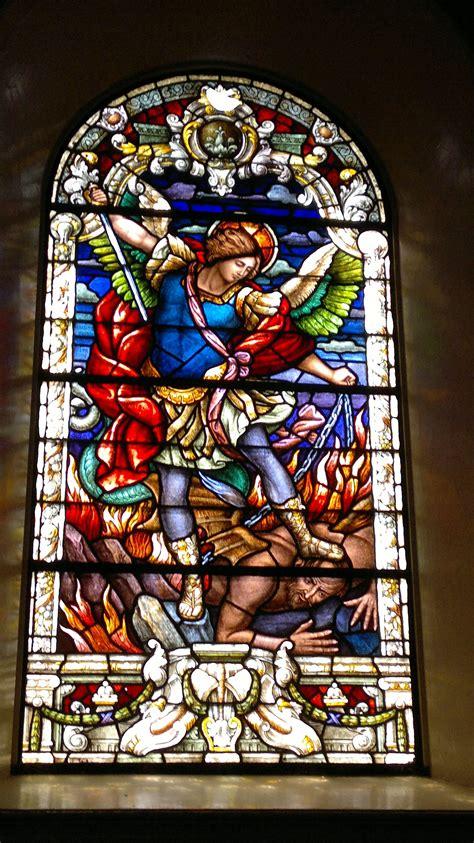 vitraux san miguel arcangel   Buscar con Google   Arte ...