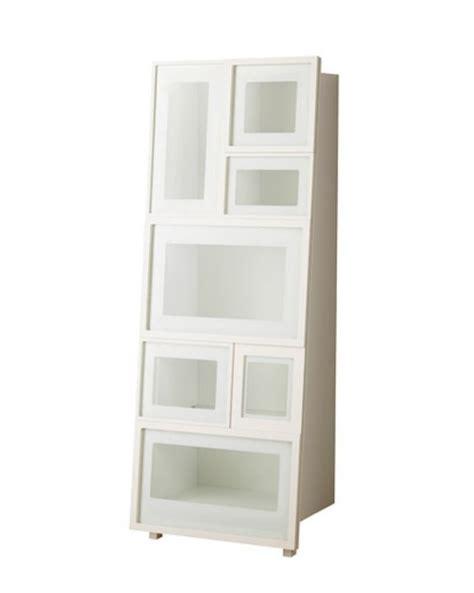 Vitrina Ikea color blanco de segunda mano por 170 € en ...