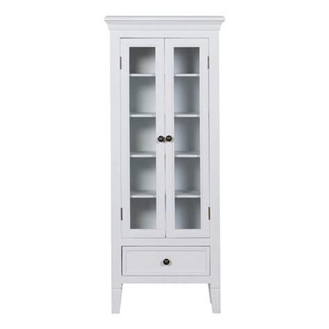 Vitrina madera 2 puertas blanca   Blog de artesania y ...