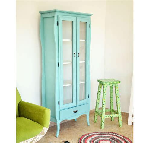 VITRINA VINTAGE … | Ideas muebles reciclados, Restauración ...