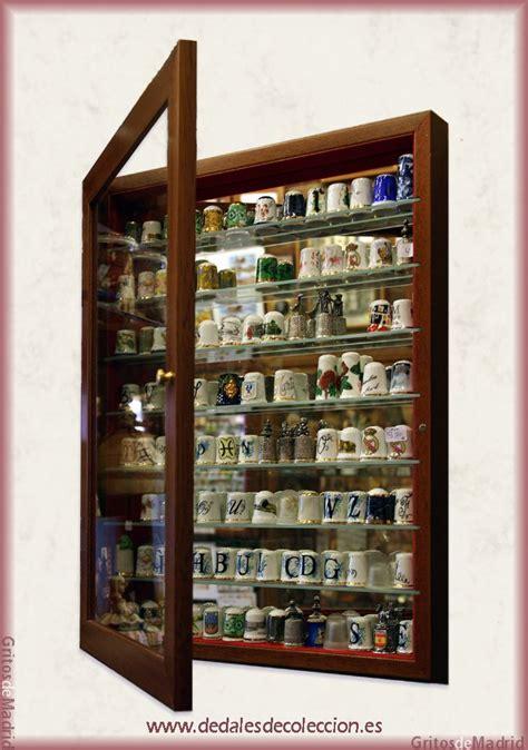 Vitrinas para Dedales   Dedales de colección. Un sitio de ...