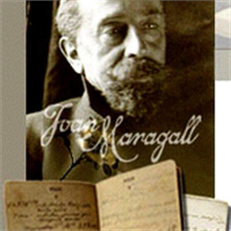Viu la Literatura Catalana!: Joan Maragall. Una figura ...