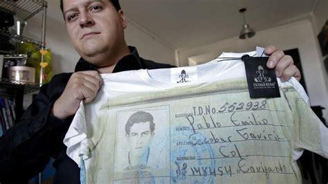 Viuda e hijo de Pablo Escobar involucrados en escándalo de ...