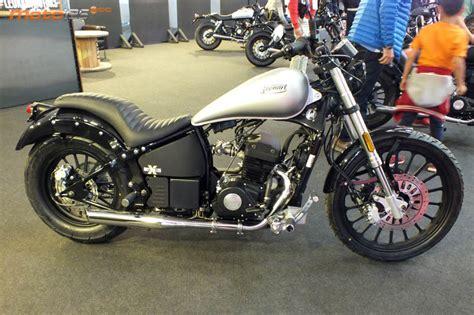 Vive la Moto Barcelona '19 – Leonart Daytona X 125   Moto125