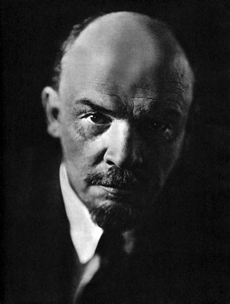 Vladimir Lenin by Unknown Artist | History Less[ons ...
