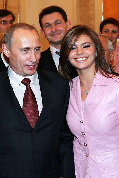 Vladimir Putin and Alina Kabaeva rumored to have a second ...