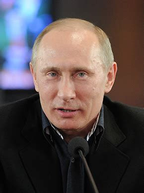 Vladimir Putin: Biography