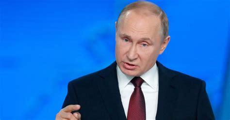 Vladimir Putin boasts hypersonic nukes can strike US in ...