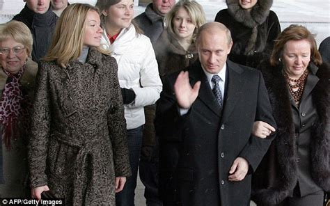Vladimir Putin gave an interview about his daughters Maria ...