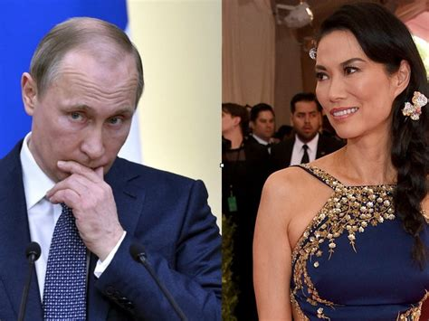 Vladimir Putin is reportedly dating Wendi Deng   Business ...