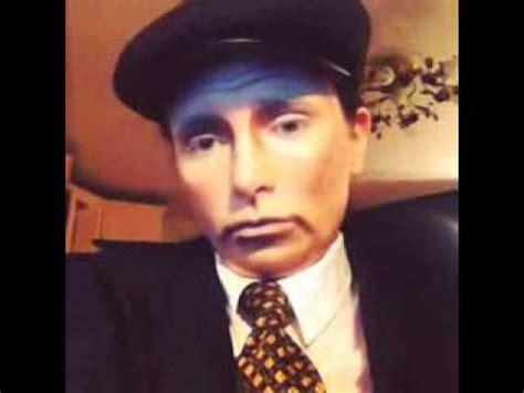 Vladimir Putin makeup   YouTube