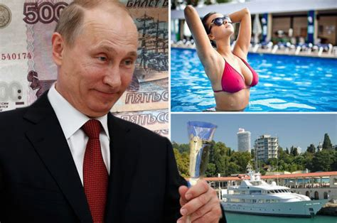 Vladimir Putin  named world s richest man with £160 ...