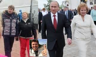 Vladimir Putin s ex wife Lyudmila  marries a toyboy  21 ...