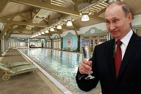 Vladimir Putin s mansion revealed: Leaked images show ...