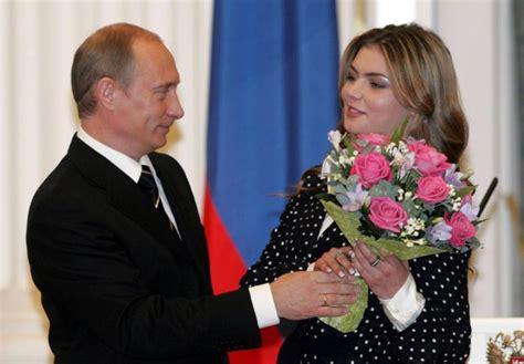 Vladimir Putin s Rumored Girlfriend Alina Kabaeva ...