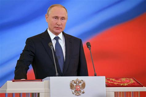 Vladimir Putin says Russia is being held 'hostage' to ...