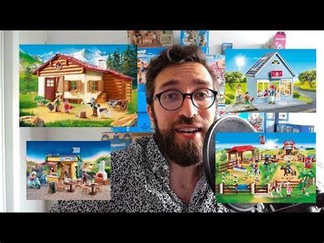 Vlog #16 : Les nouveautés Playmobil 2021 1/2   YouTube