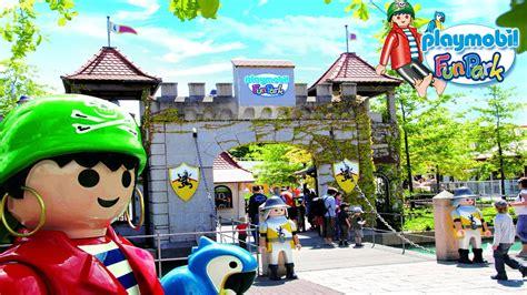 Vlog 193: Playmobil Funpark!   YouTube