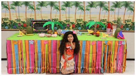 VLOG: FIESTA DE CUMPLEAÑOS DE GABBY/MOANA BIRTHDAY theme ...