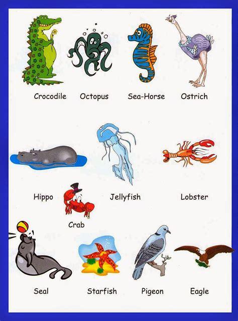 Vocabulary : Animals