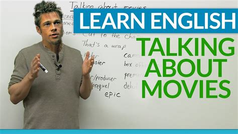 Vocabulary – Talking about MOVIES in English · engVid