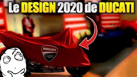 VOICI la DUCATI de la SAISON MotoGP 2020 !   YouTube