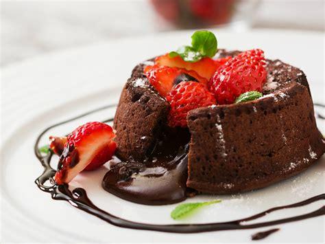 Volcan de chocolate   CocinaDelirante