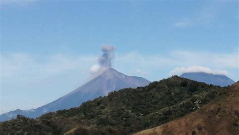 Volcán de Fuego en Guatemala hace erupción – Noticieros ...