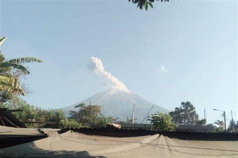 Volcán de Fuego registra cambio en patrón eruptivo, según ...