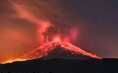 Volcán Popocatépetl: impresionante imagen de explosión en ...