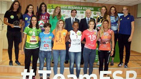 Voleibol femenino   Iberdrola