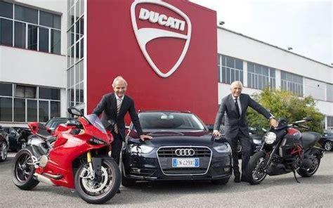 Volkswagen considera la venta de Ducati