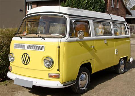 Volkswagen Hippie Van Samba Bus   Volkswagen Vintage Van
