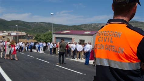 Voluntarios de Protección Civil de la Diputación ...