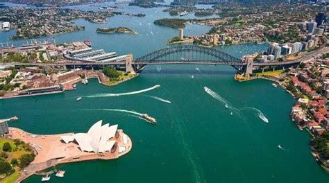 Volver a empezar en Australia
