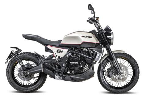 VOROMV Moto: Novedades 2020. Moto Morini 6 1/2  Seiemmezzo ...