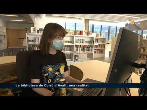 VOTV   La biblioteca de Corró d Avall, una realitat   YouTube