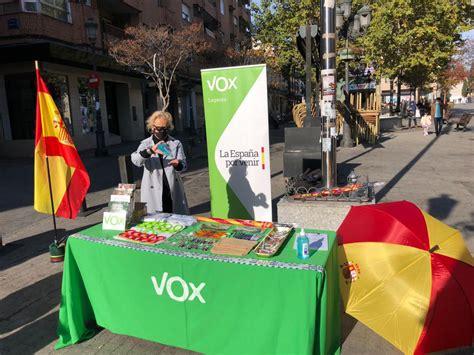 Vox Leganés se desmarca del acuerdo contra la violencia ...