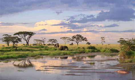 Vremea și clima în Tanzania