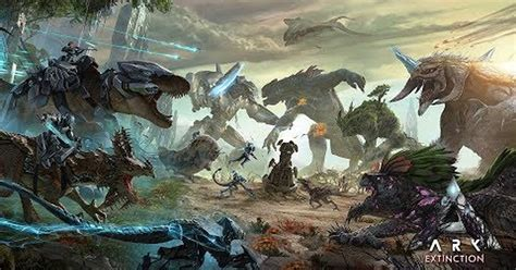 VRUTAL / Anunciado Extinction, tercer pack de expansión de ...