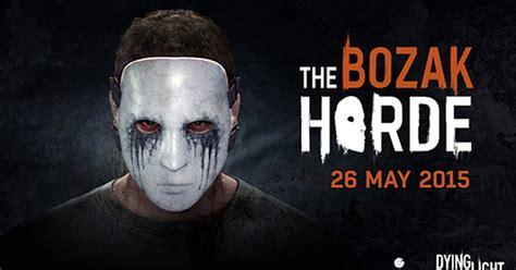VRUTAL / Bozak Horde llegará a Dying Light el 26 de mayo