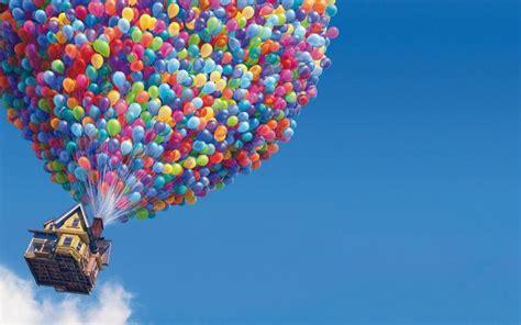 ¡Vuela la casa de UP con 300 globos!   Easyviajar