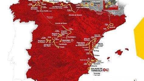 Vuelta a España 2019: etapas, perfiles y recorrido   AS.com