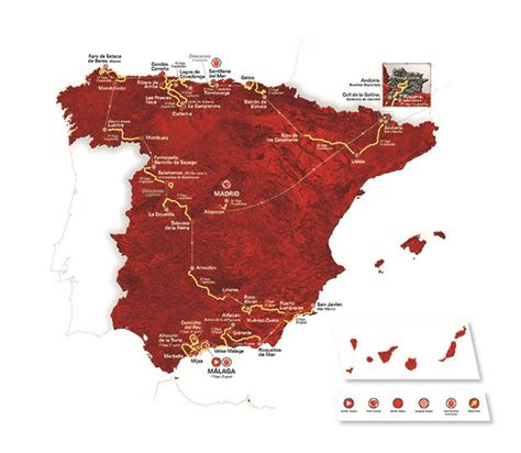 Vuelta a Espana 2019: Route, race reports, TV guide and ...