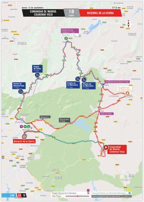 Vuelta a España 2019 – Previa etapa 18 – Ciclismo ...