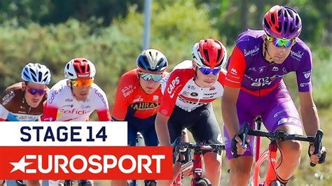Vuelta a España 2019 | Stage 14 Highlights | Cycling ...